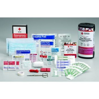 Deluxe First Aid and Personal Safety Emergency Pack (WSL)