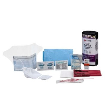 Premium Fluid Spill Emergency Responder Pack