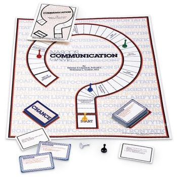 Nasco's Communication Game