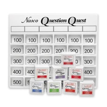 Complete Nasco Question Quest Set
