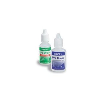 Swift First Aid 1/2 Ounce Bottle Industrial Eye Drops