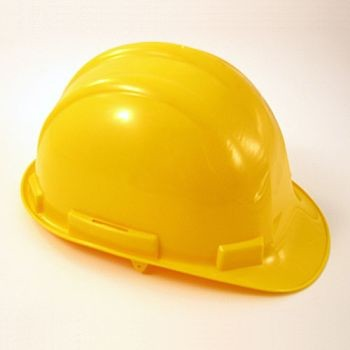 Hard Hat with  ratchet - 4 Point