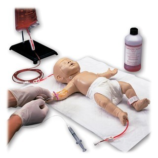 Nita Newborn, Vascular Access Training Manikin