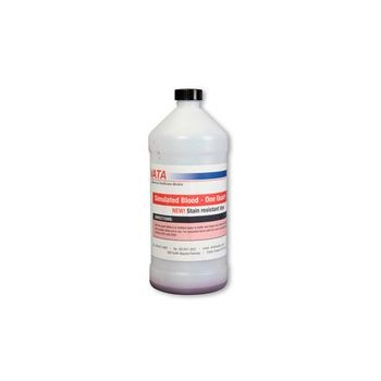 Simulated Blood - Stain Resistant-One Quart
