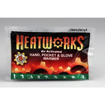 Handwarmers (up to 8 Hours of Heat) - 2 per Ziplock Bag