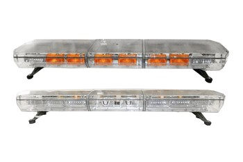 Amber Security Lightbar