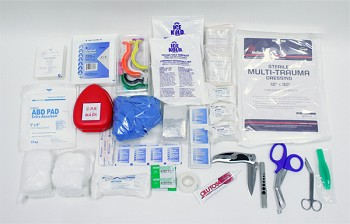 Trauma Restocking Kit
