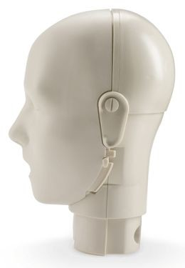 Jaw Thrust Head Assembly for Prestan Adult Manikin