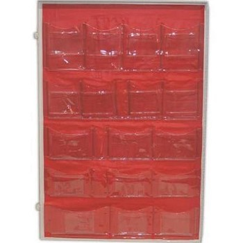Door Pouch - Vertical, 20 Door Pockets