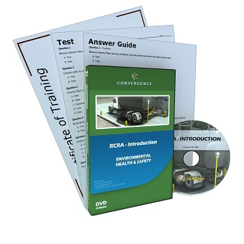 Convergence Training DVD: RCRA - Introduction