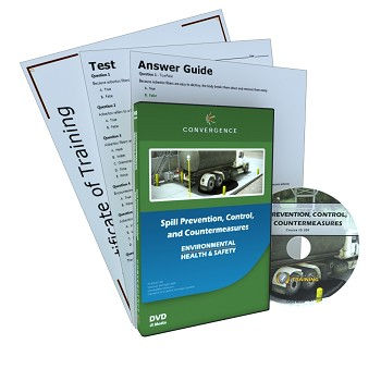 Convergence Training DVD: SPCC Inspections