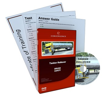 Convergence Training DVD: Tanker Rollover