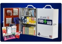 Class A & Supplemental FA Supplies 3 Shelf Cabinet