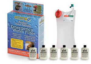 Life Pack Emergency Water Filter