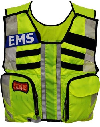 G2 MCI Vest/Pack (Yellow)